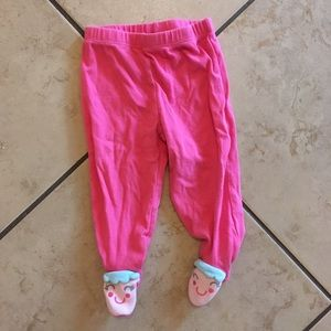 $4 item 🎉 Baby girl footed pants